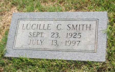 SMITH, LUCILLE C. - Garland County, Arkansas | LUCILLE C. SMITH - Arkansas Gravestone Photos