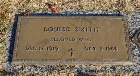 SMITH, LOUISE - Garland County, Arkansas | LOUISE SMITH - Arkansas Gravestone Photos