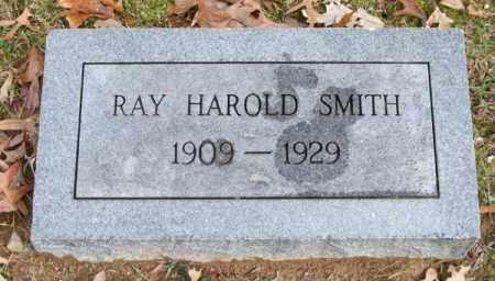 SMITH, RAY HAROLD - Garland County, Arkansas | RAY HAROLD SMITH - Arkansas Gravestone Photos