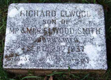 SMITH, RICHARD ELWOOD - Garland County, Arkansas   RICHARD ELWOOD SMITH - Arkansas Gravestone Photos