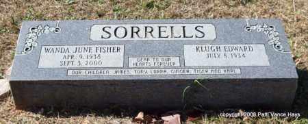 SORRELLS, WANDA JUNE TENNESSEE - Garland County, Arkansas | WANDA JUNE TENNESSEE SORRELLS - Arkansas Gravestone Photos