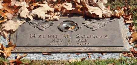 SOUMAS, HELEN M - Garland County, Arkansas | HELEN M SOUMAS - Arkansas Gravestone Photos