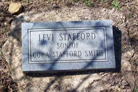 STAFFORD, LEVI - Garland County, Arkansas | LEVI STAFFORD - Arkansas Gravestone Photos