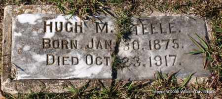 STEELE, HUGH M. - Garland County, Arkansas | HUGH M. STEELE - Arkansas Gravestone Photos