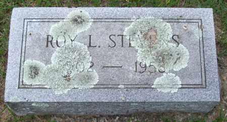STEVENS, ROY L. - Garland County, Arkansas | ROY L. STEVENS - Arkansas Gravestone Photos