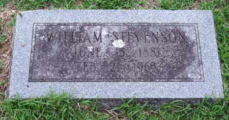 STEVENSON, WILLIAM - Garland County, Arkansas | WILLIAM STEVENSON - Arkansas Gravestone Photos