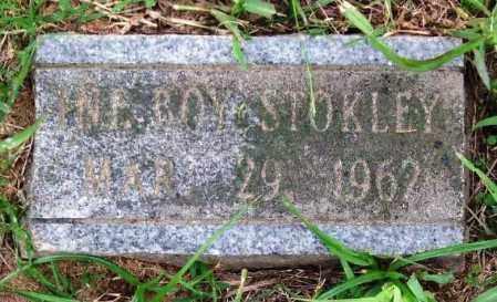 STOKLEY, INFANT BOY - Garland County, Arkansas   INFANT BOY STOKLEY - Arkansas Gravestone Photos
