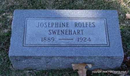 SWENEHART, JOSEPHINE - Garland County, Arkansas | JOSEPHINE SWENEHART - Arkansas Gravestone Photos