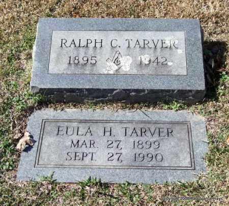 HOWARD TARVER, EULA - Garland County, Arkansas | EULA HOWARD TARVER - Arkansas Gravestone Photos