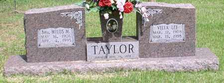 TAYLOR, VILLA LEE - Garland County, Arkansas | VILLA LEE TAYLOR - Arkansas Gravestone Photos