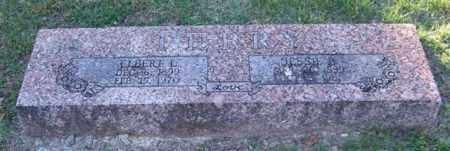 TERRY, JESSIE B. - Garland County, Arkansas | JESSIE B. TERRY - Arkansas Gravestone Photos
