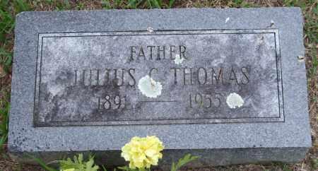 THOMAS, JULIUS CARL - Garland County, Arkansas | JULIUS CARL THOMAS - Arkansas Gravestone Photos