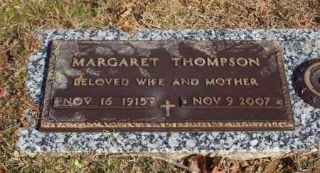 THOMPSON, MARGARET - Garland County, Arkansas | MARGARET THOMPSON - Arkansas Gravestone Photos