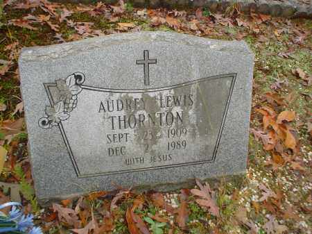 THORNTON, AUDREY - Garland County, Arkansas | AUDREY THORNTON - Arkansas Gravestone Photos