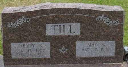 TILL, HENRY B. - Garland County, Arkansas | HENRY B. TILL - Arkansas Gravestone Photos