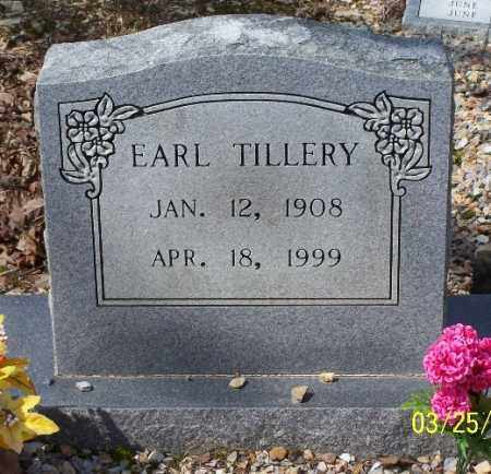 TILLERY, EARL - Garland County, Arkansas | EARL TILLERY - Arkansas Gravestone Photos
