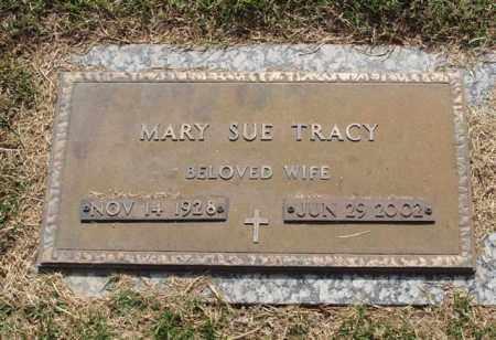 TRACY, MARY SUE - Garland County, Arkansas | MARY SUE TRACY - Arkansas Gravestone Photos