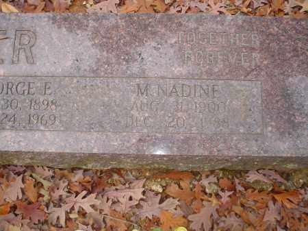 SHARP TUCKER, M. NADINE - Garland County, Arkansas | M. NADINE SHARP TUCKER - Arkansas Gravestone Photos