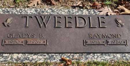 TWEEDLE, GLADYS B. - Garland County, Arkansas | GLADYS B. TWEEDLE - Arkansas Gravestone Photos