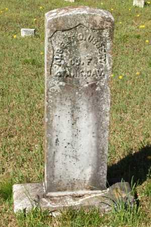 USSERY (VETERAN UNION), ALBERT C - Garland County, Arkansas | ALBERT C USSERY (VETERAN UNION) - Arkansas Gravestone Photos