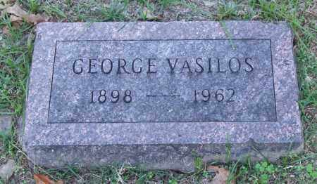 VASILOS, GEORGE - Garland County, Arkansas | GEORGE VASILOS - Arkansas Gravestone Photos
