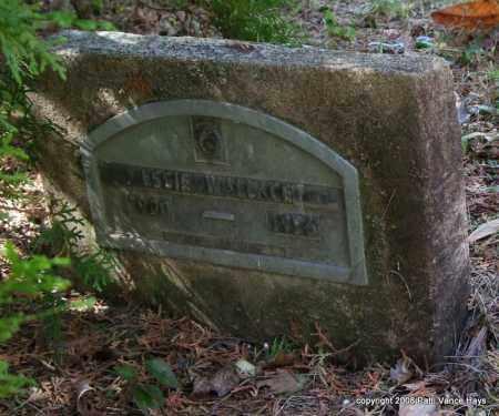 WALLACE, ESSIE - Garland County, Arkansas | ESSIE WALLACE - Arkansas Gravestone Photos