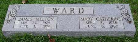 WARD, MARY CATHERINE - Garland County, Arkansas | MARY CATHERINE WARD - Arkansas Gravestone Photos