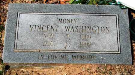 WASHINGTON, VINCENT 'MONEY' - Garland County, Arkansas | VINCENT 'MONEY' WASHINGTON - Arkansas Gravestone Photos