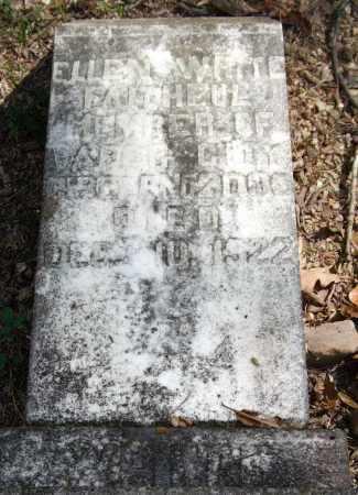 WHITE, ELLEN - Garland County, Arkansas | ELLEN WHITE - Arkansas Gravestone Photos