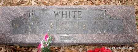 MCCLENDON WHITE, NOAH ARENA - Garland County, Arkansas | NOAH ARENA MCCLENDON WHITE - Arkansas Gravestone Photos