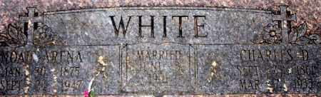 WHITE, NOAH ARENA (CLOSE UP) - Garland County, Arkansas | NOAH ARENA (CLOSE UP) WHITE - Arkansas Gravestone Photos