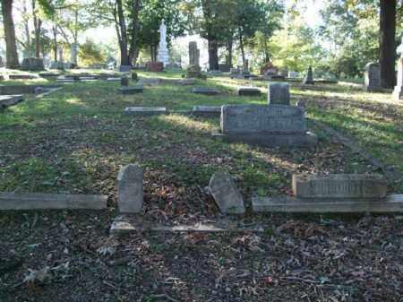 WHITTINGTON, HIRAM FAMILY PLOT - Garland County, Arkansas | HIRAM FAMILY PLOT WHITTINGTON - Arkansas Gravestone Photos