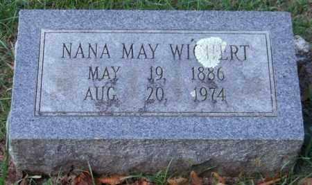 WICHERT, NANA MAY - Garland County, Arkansas | NANA MAY WICHERT - Arkansas Gravestone Photos