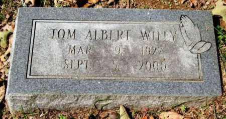 WILEY, TOM ALBERT - Garland County, Arkansas   TOM ALBERT WILEY - Arkansas Gravestone Photos