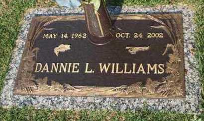 WILLIAMS, DANNIE E - Garland County, Arkansas   DANNIE E WILLIAMS - Arkansas Gravestone Photos