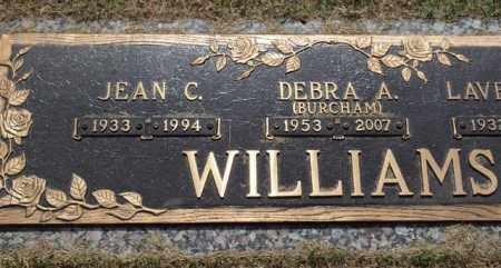WILLIAMS, JEAN C. - Garland County, Arkansas | JEAN C. WILLIAMS - Arkansas Gravestone Photos