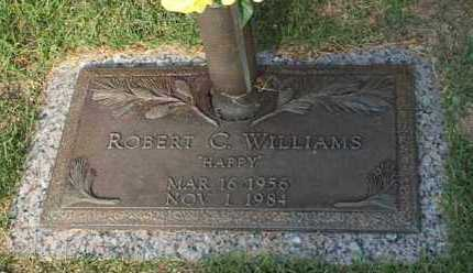 "WILLIAMS, ROBERT C ""HAPPY"" - Garland County, Arkansas 