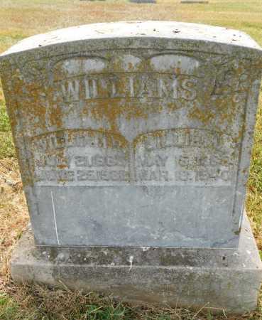 WILLIAMS, WILLIAM R. - Garland County, Arkansas | WILLIAM R. WILLIAMS - Arkansas Gravestone Photos
