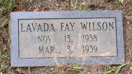 WILSON, LAVADA FAY - Garland County, Arkansas | LAVADA FAY WILSON - Arkansas Gravestone Photos