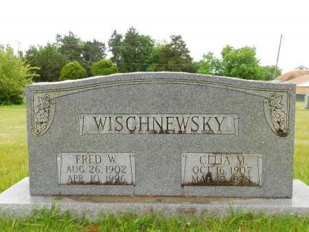 WISCHNEWSKY, CELIA M. - Garland County, Arkansas | CELIA M. WISCHNEWSKY - Arkansas Gravestone Photos
