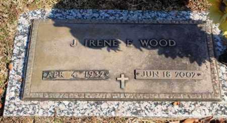 WOOD, JOSIE IRENE - Garland County, Arkansas | JOSIE IRENE WOOD - Arkansas Gravestone Photos