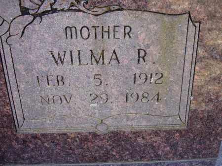 WYATT, WILMA R. - Garland County, Arkansas | WILMA R. WYATT - Arkansas Gravestone Photos