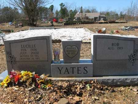 YATES, LUCILLE - Garland County, Arkansas   LUCILLE YATES - Arkansas Gravestone Photos