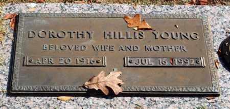 YOUNG, DOROTHY - Garland County, Arkansas | DOROTHY YOUNG - Arkansas Gravestone Photos