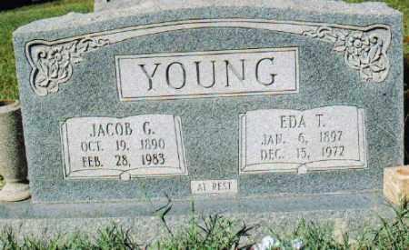 YOUNG, JACOB GRAY - Garland County, Arkansas   JACOB GRAY YOUNG - Arkansas Gravestone Photos