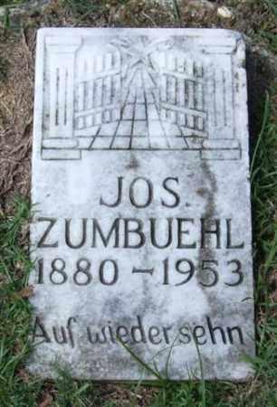 ZUMBUEHL, JOSEPH - Garland County, Arkansas   JOSEPH ZUMBUEHL - Arkansas Gravestone Photos