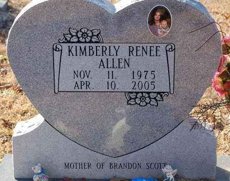 ALLEN, KIMBERLY RENEE - Grant County, Arkansas   KIMBERLY RENEE ALLEN - Arkansas Gravestone Photos
