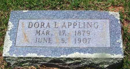 APPLING, DORA L - Grant County, Arkansas | DORA L APPLING - Arkansas Gravestone Photos