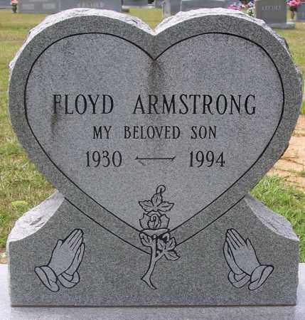 ARMSTRONG, FLOYD - Grant County, Arkansas | FLOYD ARMSTRONG - Arkansas Gravestone Photos
