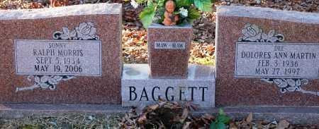 "BAGGETT, DOLORES ANN ""DEE"" - Grant County, Arkansas | DOLORES ANN ""DEE"" BAGGETT - Arkansas Gravestone Photos"